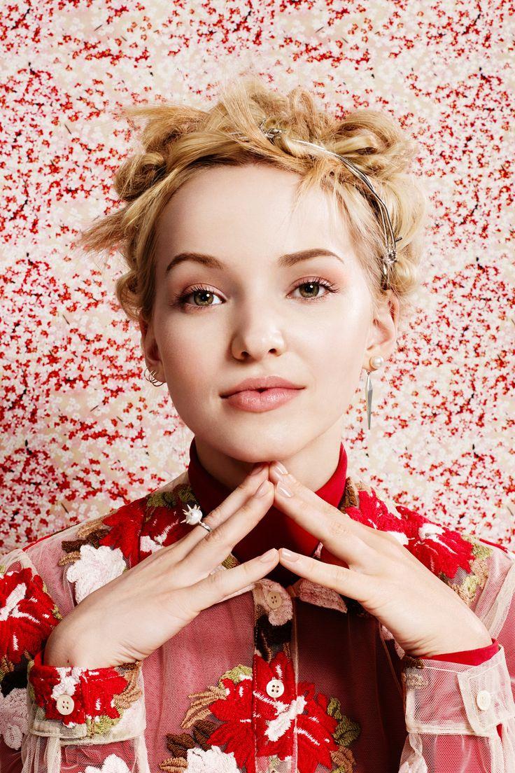 Dove Cameron Rocks Five Intricate Braid Looks Photos | Teen Vogue