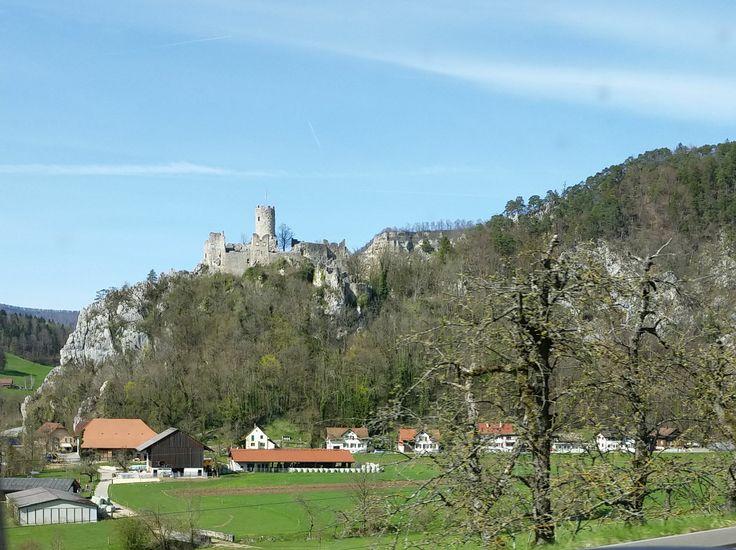 DieRuine Neu-Falkensteinist eine der ehemaligen Burgen auf dem Gemeindegebiet vonBalsthalimKanton Solothurn. Sie steht auf dem östlichen Bergrücken nördlich von St. Wolfgang an der Klus nach Mümliswil. Weitere Burgen in der Region sindBurg Alt-Falkenstein,Alt-BechburgundNeu-Bechburg.