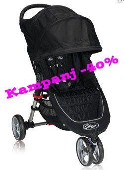 Vi börjar december med en kampanj på Baby Jogger City Mini! ord pris 3295:- NU PRIS: 1995:-