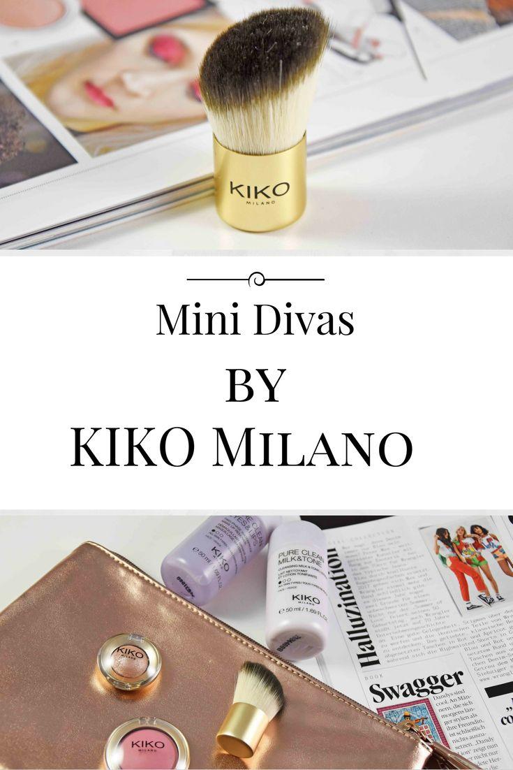 Mini Divas by KIKO Milano - REVIEW / Test