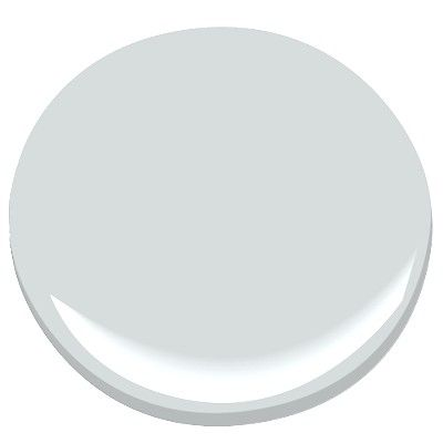 If you like a gray with blue undertones, Benjamin Moore Bunny Gray is a nice choice.
