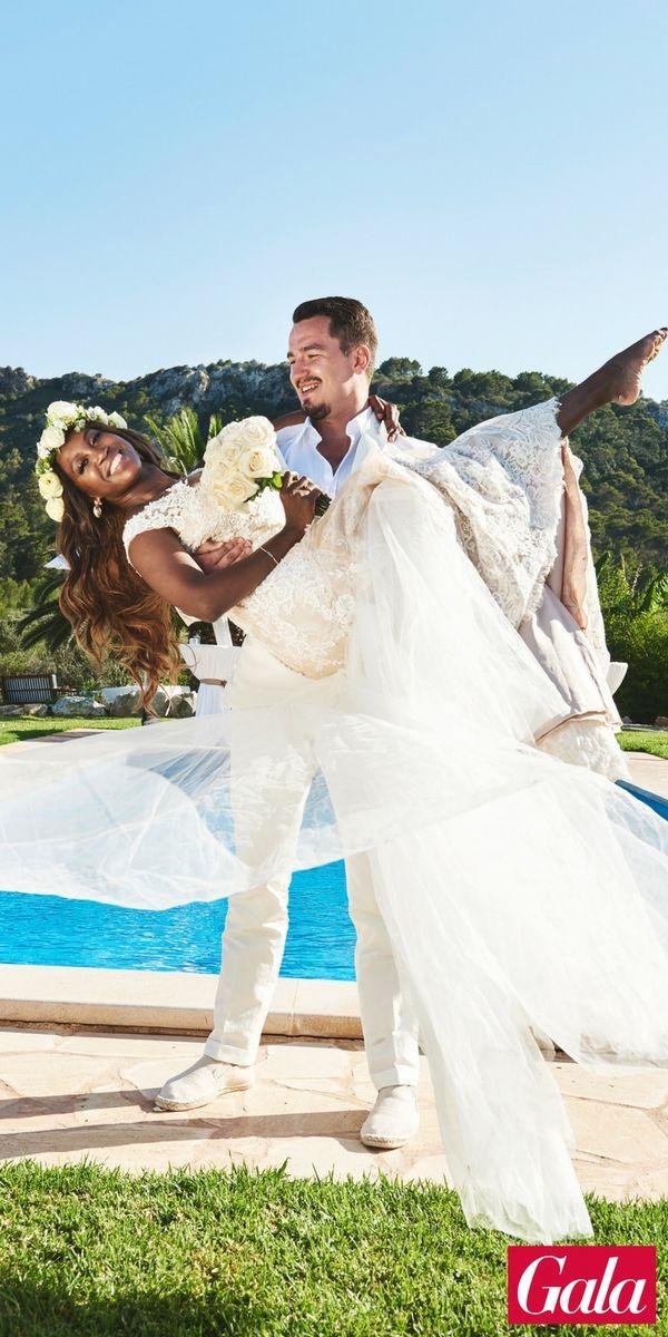 Gala Zeigt Exklusive Fotos Kleid Hochzeit Hochzeitskleid Spitze Hochzeit