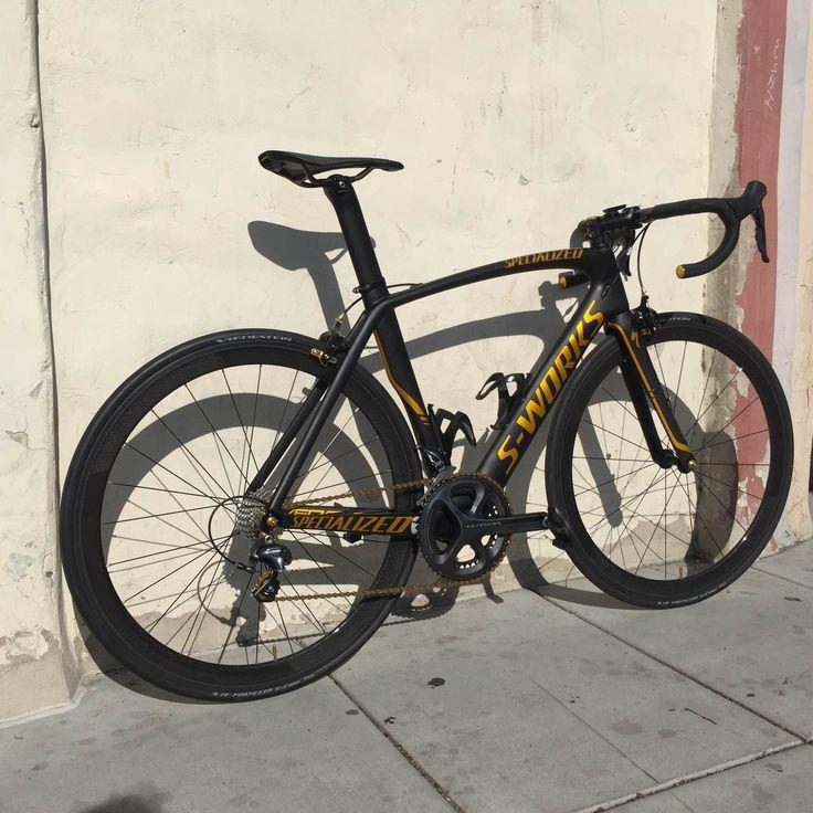 For Sale 2014 SWorks Venge Custom Build with Matte Black