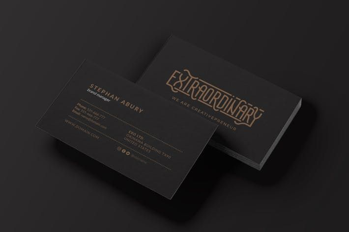 2997 best business card design images on pinterest business card business card by micromove on envato elements reheart Gallery