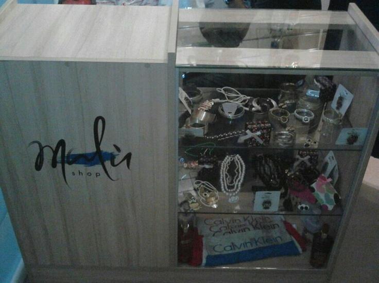 Mostrador para tienda Malu Shop