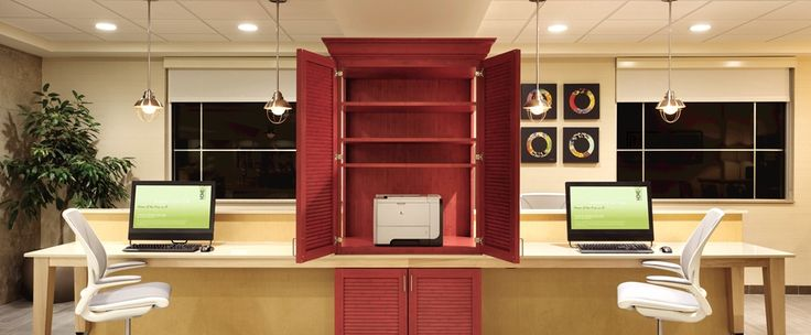 Home2 Suites by Hilton Albuquerque/Downtown-University Hotel, NM - Business Center   NM 87102
