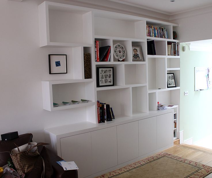 Fitted Wardrobes Bookcases Shelving Floating Shelves London Bookshelves Custom Made TV