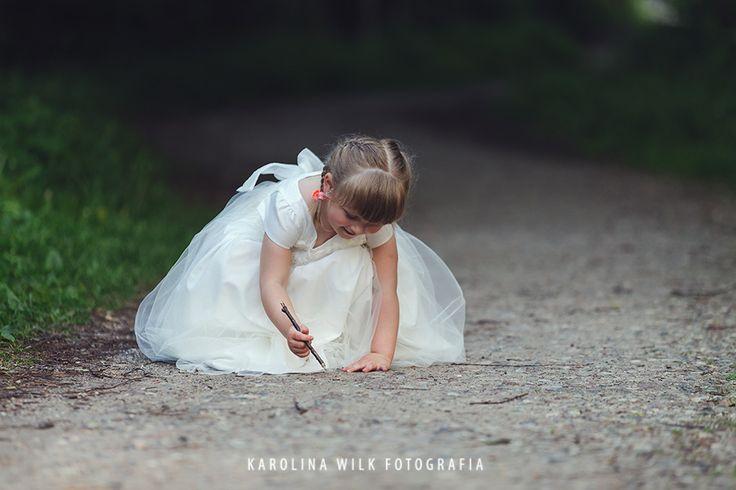 Plenerowa sesja rodzinna w Łodzi - Karolina Wilk - Fotografia