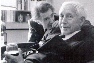 Emil Cioran and Ernst Jünger