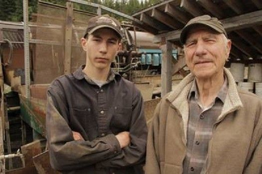 Parker is hoping to buy his own claim with his proceeds from gold mining this season!! Good Luck! http://www.examiner.com/article/gold-rush-finds-new-blood-on-discovery-channel-1-of-2