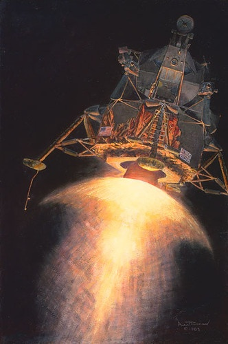 apollo missions illuminated levitating moon sculpture - photo #25