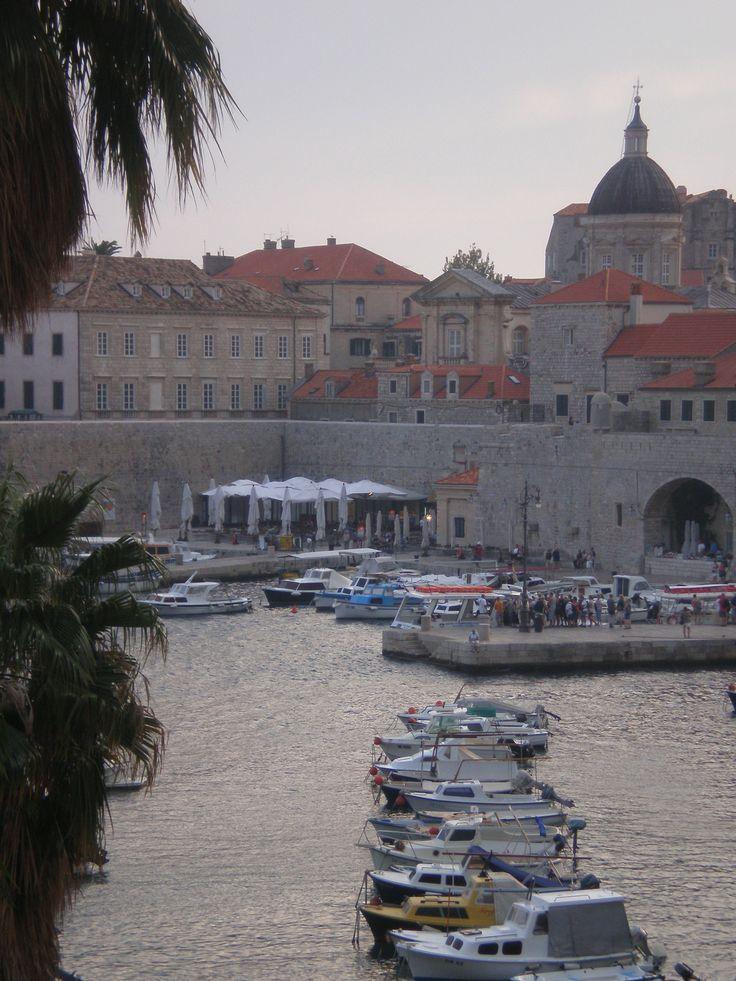 Vanha kaupunki hurmasi meidät (Dubrovnik 2012)