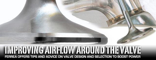 While cylinder head porting receives most of the attention, valve design is also important. After all, there's no greater restriction in performance intake systems than the traditional poppet valve. Check it out.