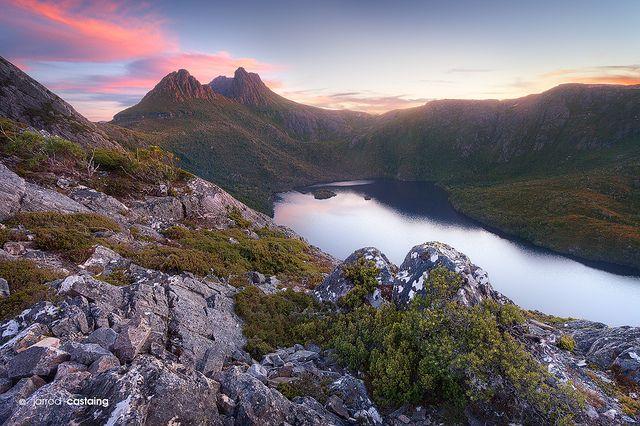 Australia - Tasmania - Cradle Mountain by Jarrod Castaing....