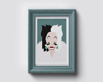 Cruella misses the dogs!