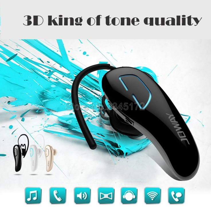 34 best bluetooth stuff images on pinterest ear phones music new joway h 02 wireless headphones bluetooth stereo handsfree headset with microphone for phone for fandeluxe Images