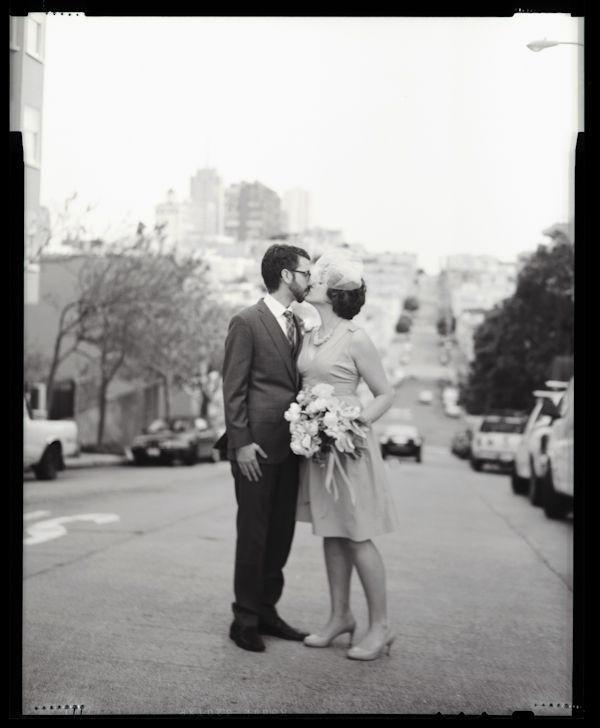 City Hall Elopement  Gia Canali Photography