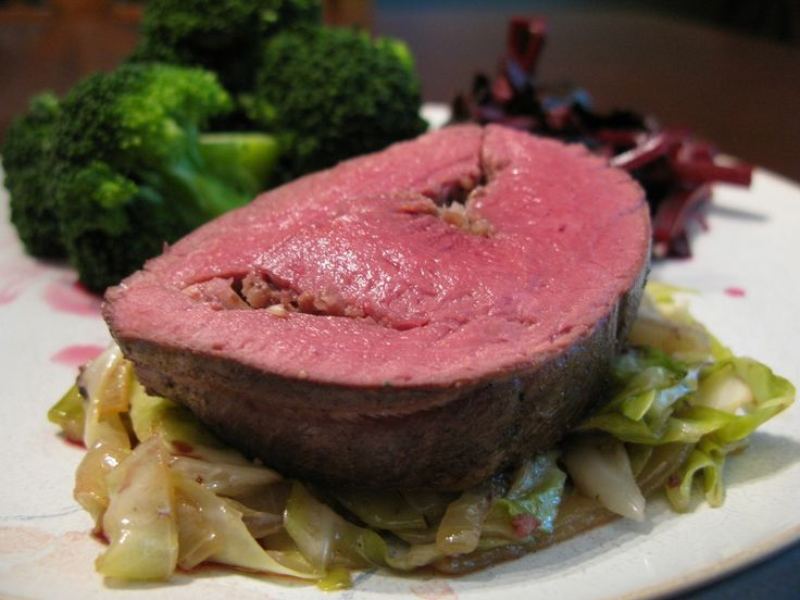 "Heart Roast - ""that richy steaky flavor that heart meat should have and not that almost liver-like flavor it can have at times"" -"