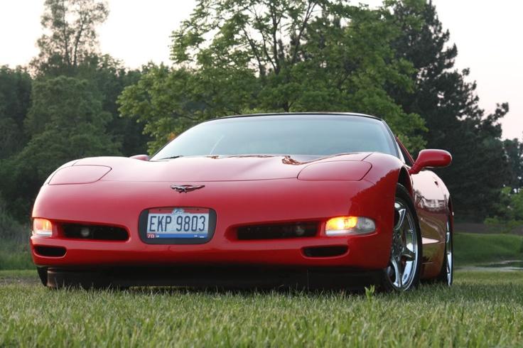 2004 Corvette