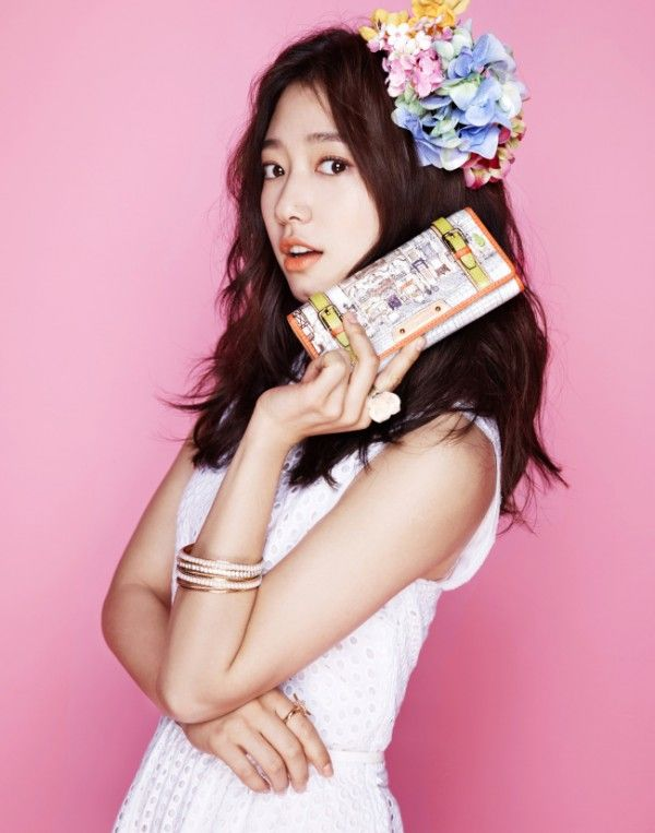 Park Shin Hye chosen as endorsement model for 'SONOVI'