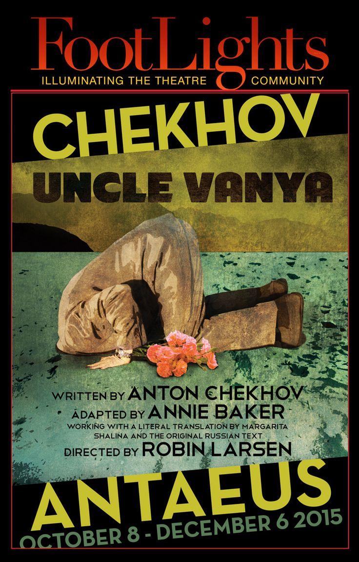 Uncle Vanya   Russian text, The originals, Anton