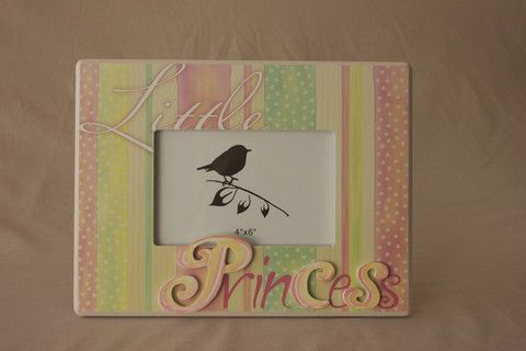 Little Princess Photo Frame
