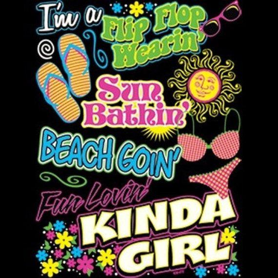 Flip Flop Beach Nautical Women's Tee T Shirt Small by shirtlady