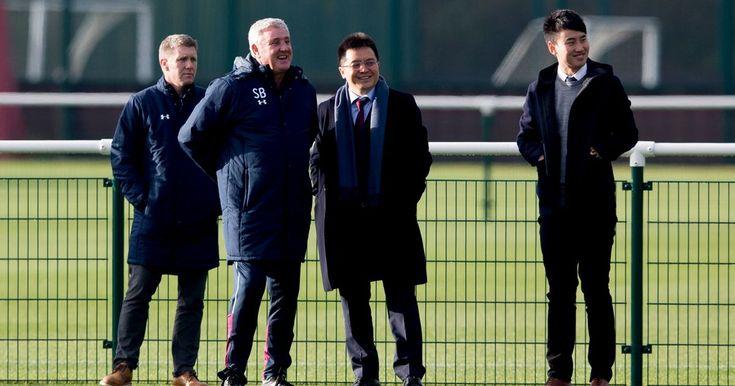 The Aston Villa owner has big plans for Aston Villa