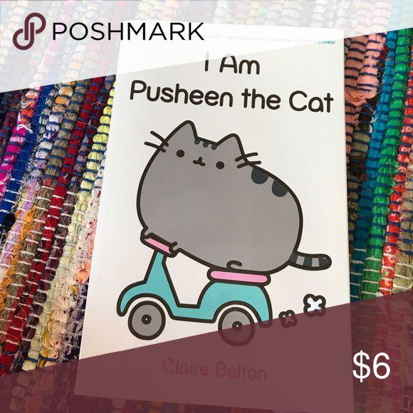 Cat book Pusheen the cat book Accessories