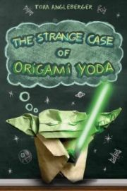 Origami? Yoda? I'm in! (and there are several versions from simple five folds to intermediate and advanced versions)