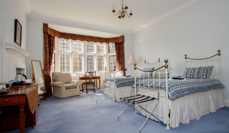 An historic setting for a memorable B&B stay in Oxford – details of our rooms at www.univ.ox.ac.uk