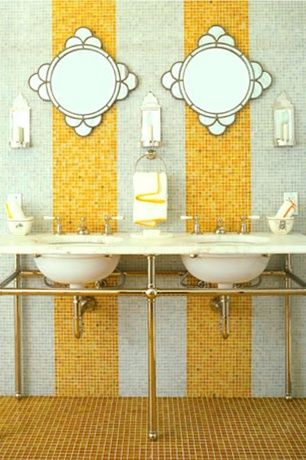 Best Yellow Bathrooms Images On Pinterest Bathroom Ideas