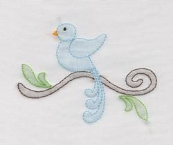 - Shadow Bird on Branch #Shadow Bird on Branch