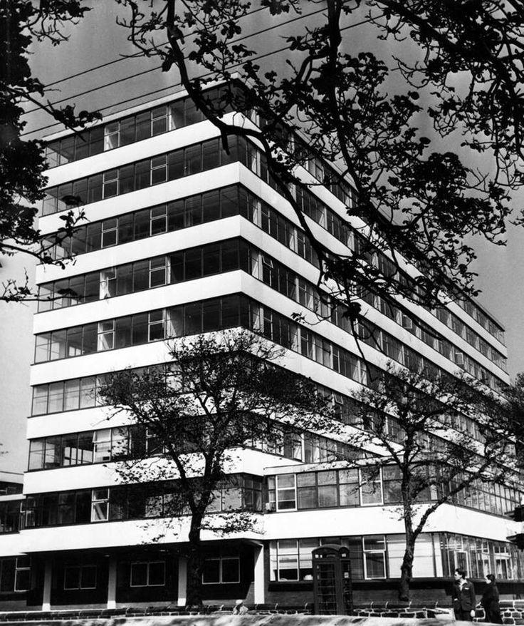 Bootle Balliol House 1967