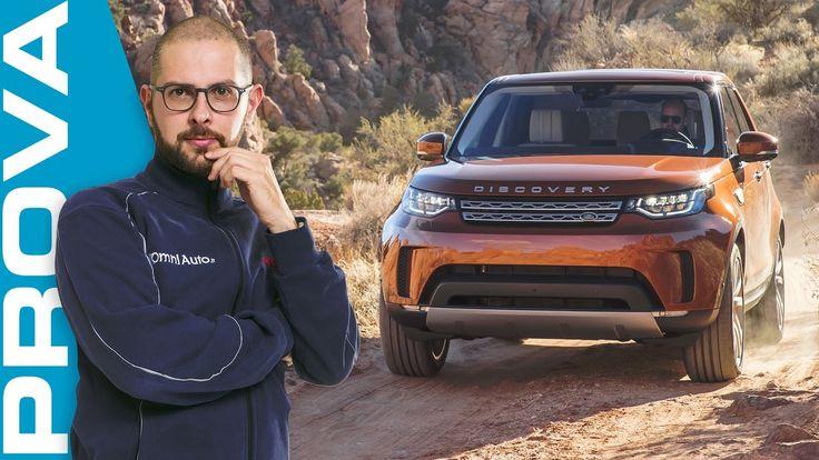 Land Rover Discovery | La prova su strada... e fuori-strada