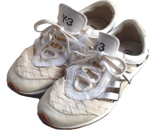 Y-3 Yohji Yamamoto Adidas open sneakers