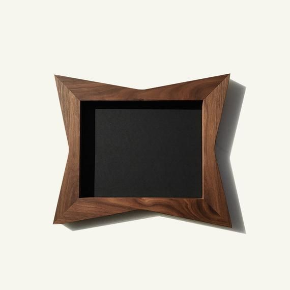 Mid Century Picture Frames 8 X 10 11 X 14 Danish Modern Picture Frames Modern Picture Frames Picture Frames Modern Pictures