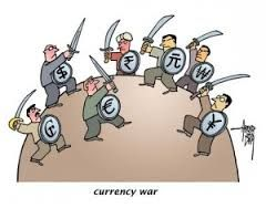 #Currency #War