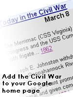 The Civil War battles by state