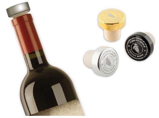 Custom Wine Stoppers