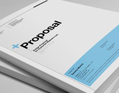 """Check out this @Behance project: """" Proposal Template Suisse Design with Invoice"""" https://www.behance.net/gallery/18524747/-Proposal-Template-Suisse-Design-with-Invoice"""