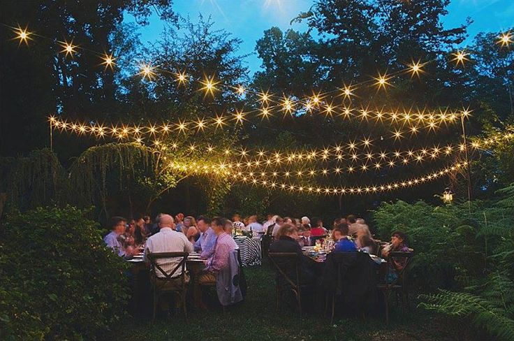 String Lights For Events : 17 Best images about String Lights, Cafe Lighting, Bistro Lighting on Pinterest Cafe bistro ...