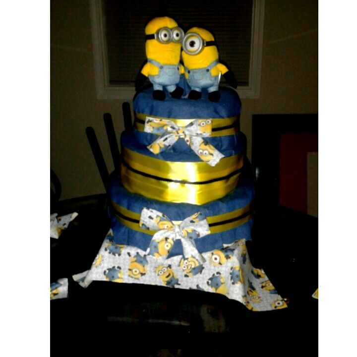 23 Best Diaper Cakes By Kesha's Kreations Images On Pinterest
