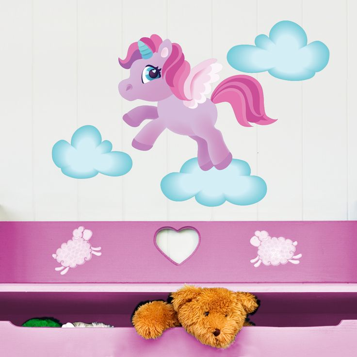 Fairy Tales > Flying Unicorn