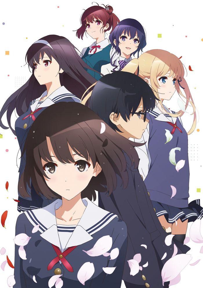 Tercera imagen promocional de la segunda temporada de Saenai Kanojo no Sodatekata.