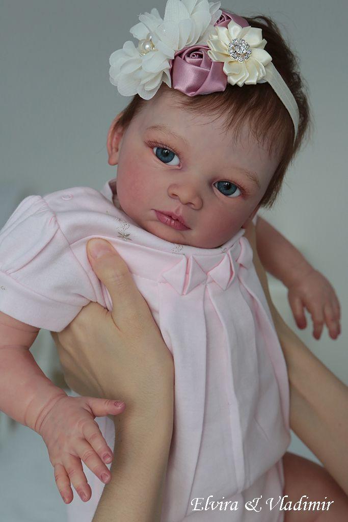 Две маленькие девочки реборн Мелисса и Луиза из мастерской Кулигиных / Куклы Реборн Беби - фото, изготовление своими руками. Reborn Baby doll - оцените мастерство / Бэйбики. Куклы фото. Одежда для кукол