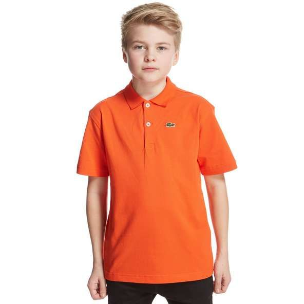 Lacoste Sport Polo Shirt Junior - find out more on our site. Find the freshest in trainers and clothing online now. Age 12