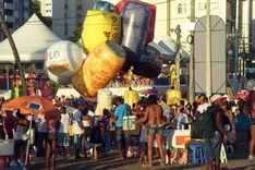 Karneval in Salvador, Carnaval Salvador da Bahia, Brasilien, Brazil