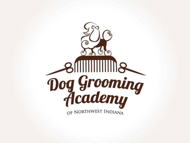 Dog Grooming Academy of Northwest Indiana needs a new logo Logo design #28 by Ranita