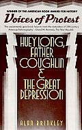 This is a book about two remarkable men-Huey P. Long, a first-term United States Senator from the red-clay, piney woods country of northern Louisiana; and Charles E. Coughlin, a Catholic priest from an industrial suburb near Detroit. From modest origins, they rose together in the early years of the Great Depression to become the two most successful leaders of national political dissidence of their era.